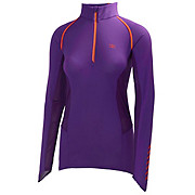 Helly Hansen Womens Pace 1-2 Zip Long Sleeve SS13